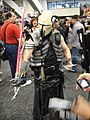WonderCon 2011 - Vader's Secret Apprentice (Sith Lord costume) (5593337319).jpg