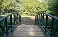 Wooden Bridge at Law Garden, Ahmedabad.JPG