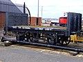 Wooden framed wagon at Portsmouth docks.jpg