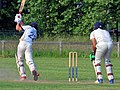 Woodford Green CC v. Hackney Marshes CC at Woodford, East London, England 129.jpg