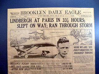 Lindbergh Boom