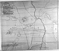 Wounded Knee mapa positive