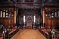 Wufeng Lin Family Mansion and Garden, Residence of the Palace Guard, The Formal Living Room of the Great Flower Hall (Taiwan).jpg