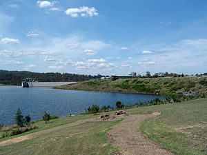 South East Queensland - Wyaralong Dam was opened in 2011
