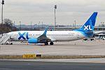 XL Airways France, F-HAXL, Boeing 737-8Q8 (16269052218) (2).jpg