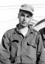 סגן יעקב עבאדי מפקד דבור 861 במלחמת יום הכיפורים