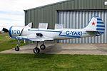 Yak-52 G-YAKI (29515594370).jpg