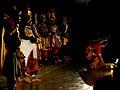 Yakshagana Performance at NINASAM (India Theatre Forum Stuyd Tour May 2013) (8763981838).jpg