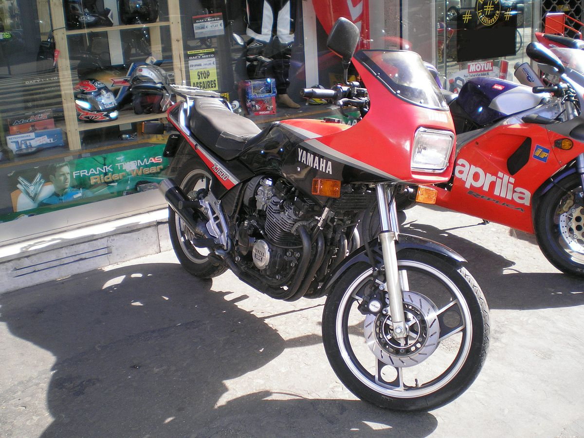 Yamaha Warrior Hp