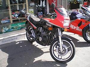 Yamaha Maxim Xj Carburetor