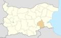 Yambol Province location map.png