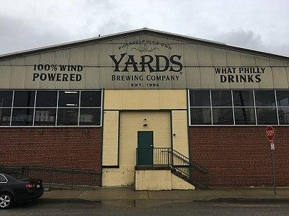 Yards Brewing Company nerede, toplu taşıma ile nasıl gidilir - Yer hakkında bilgi