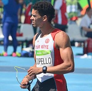 Yasmani Copello - Yasmani Copello at 2016 Summer Olympics
