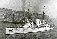Yavuz in Malta 1936