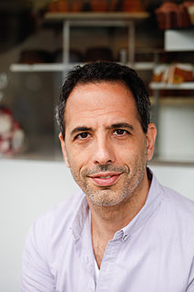 Yotam Ottolenghi Israeli-born chef, cookery writer and restaurant owner