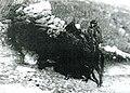 Young Albanian woman riding a horse (Carleton Coon, 1929).jpg