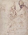 Youth Kneeling before a Prelate (recto); Another Study of a Youth Kneeling before a Prelate (verso) MET 08.227.29 RECTO.jpg