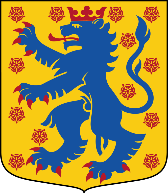 Coat of arms of the municipality of Ystad, Sweden Wappen