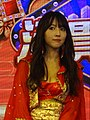 Yua Mikami on Taiwan Pavilion stage, Taipei Game Show 20180127f.jpg