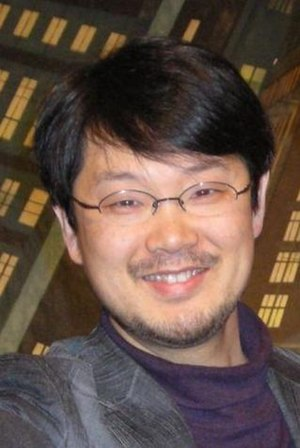 Yukihiro Matsumoto - Yukihiro Matsumoto at the ACM International Collegiate Programming Contest in Tokyo, 14 March 2007