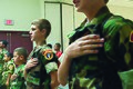 Yuma Young Marines recite the Pledge of Allegiance.jpg