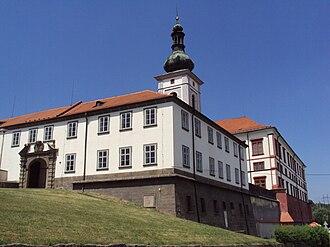 Zákupy - Zákupy Castle