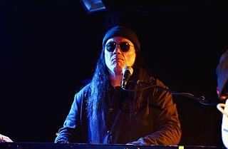 Tony Carey American-born musician