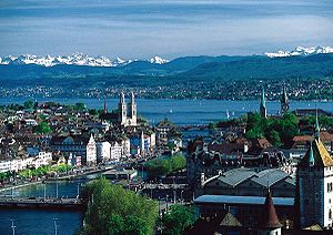 Mercer Quality of Living Survey - Zürich, Switzerland