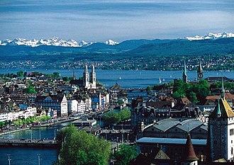 Mercer Quality of Living Survey - Zürich, Switzerland