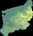 Zachodniopomorskie mapa fizyczna.png