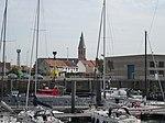 Zeebrugge Prins Albertdok, Oude vismijn.JPG