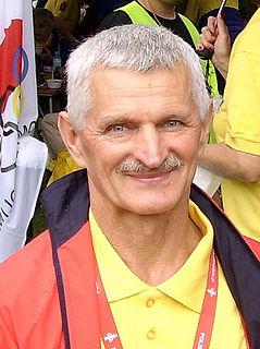Zygmunt Smalcerz Polish weightlifter