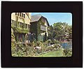 """""""Allgates,"""" Horatio Gates Lloyd house, Cooperstown Road, Haverford, Pennsylvania. View to house LCCN2007685970.jpg"""