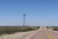 """Forever view"" down Texas Farm Road 1111 in Hudspeth County, Texas LCCN2014631668.tif"