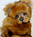 """Jasper"" by Sharron Roe Bears of Eastwood (6259703700).jpg"