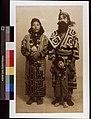 """The Ainu Family."" (Taken during the 1904 World's Fair).jpg"