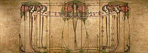 "Margaret Macdonald Mackintosh - Image: ""The May Queen"" de Margaret Macdonald (Glasgow) (3803689322)"