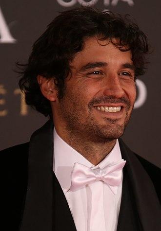Álex García (actor) - Image: Álex García Premios Goya 2017(cropped)