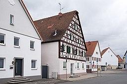 Äußerer Markt in Neunkirchen am Brand
