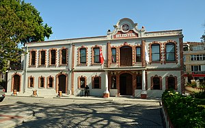 Çorlu - Municipal building of Çorlu.