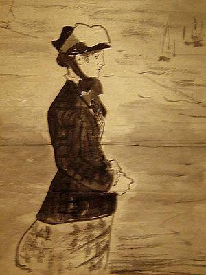 Édouard Manet - Annabel Lee