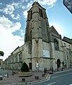 Église Saint-Cyr-Sainte-Julitte - Villejuif - Val-de-Marne - France - Mérimée PA00079914.jpg
