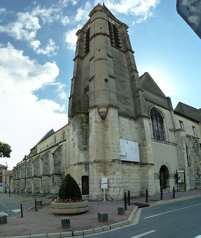 Eglise saint cyr sainte julitte monument historique for Conforama val de marne