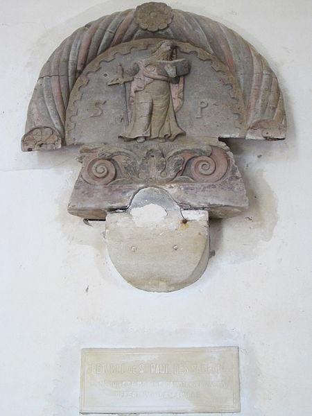 Église Saint-Martin de fr:Baubigny_(Manche)