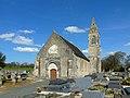 Église Saint-Martin de Crouay. Vue sud-ouest.jpg