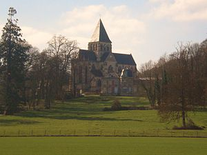 Agnetz, Oise - Image: Église d'agnetz 1