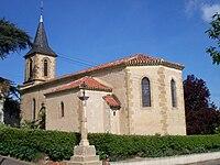 Église de Castex (Gers, France).JPG