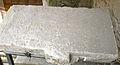 Église de Chaumont en Vexin pierre tombale XVII.JPG