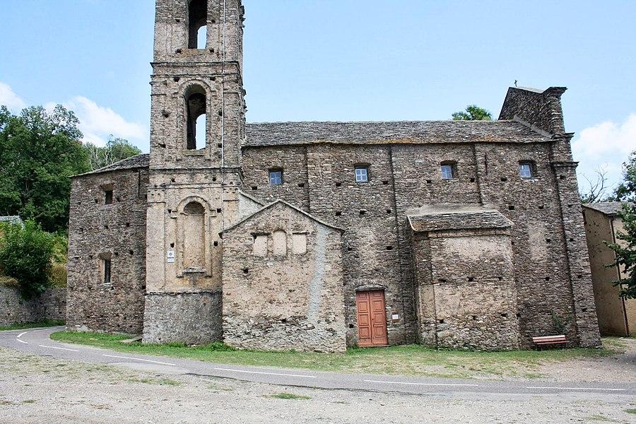 Église de Saint Jean - San Giovanni Di Moriani