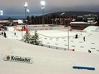 Östersunds skidstadion Biathlon WC 2008.JPG